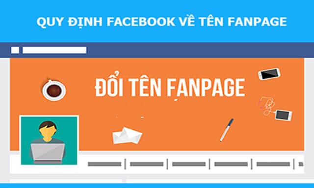 huong dan doi ten fanpage facebook