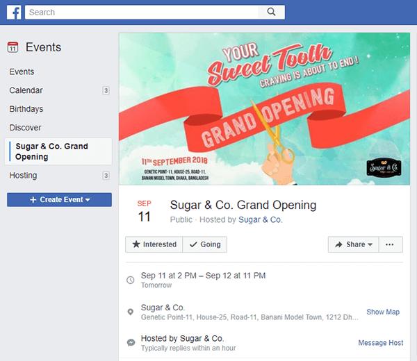 Kích thước ảnh Facebook và video sự kiện